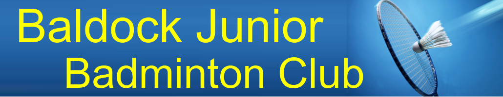 Baldock Junior Badminton Club